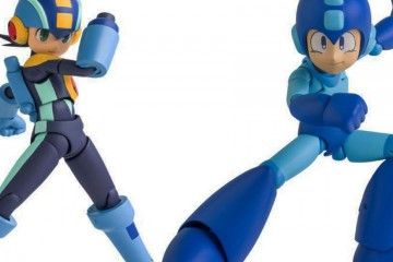 Sentinel Toys lança nova figures de Megaman