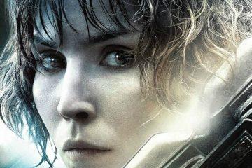 Noomi Rapace aparece no set de Alien: Covenant