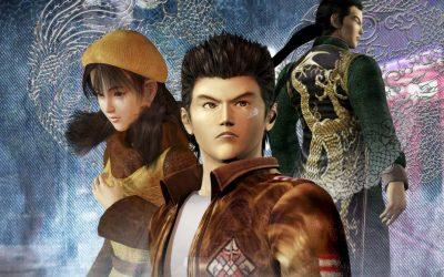 Shenmue 1 e 2 podem ganhar remaster em HD