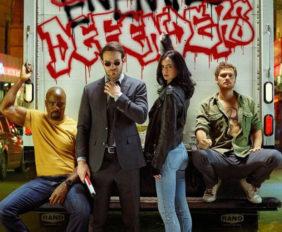 Netflix libera o primeiro trailer oficial de Os Defensores