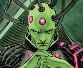 Krypton | SYFY revela o visual do Brainiac