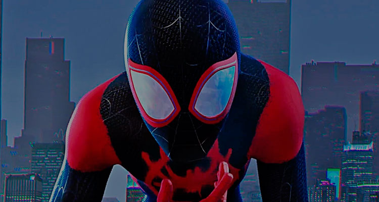 Homem Aranha No Aranhaverso Miles Morales Canta Rap Em