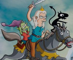 (Des)encanto   Matt Groening cria um 'Futurama repaginado' na Idade Média [CRÍTICA]