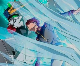 Gundam NT   Novo anime tem primeiro teaser divulgado