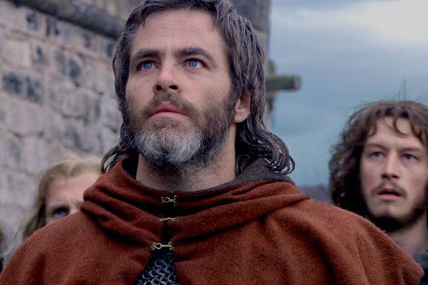 Legítimo Rei   Trailer mostra Chris Pine como Robert the Bruce
