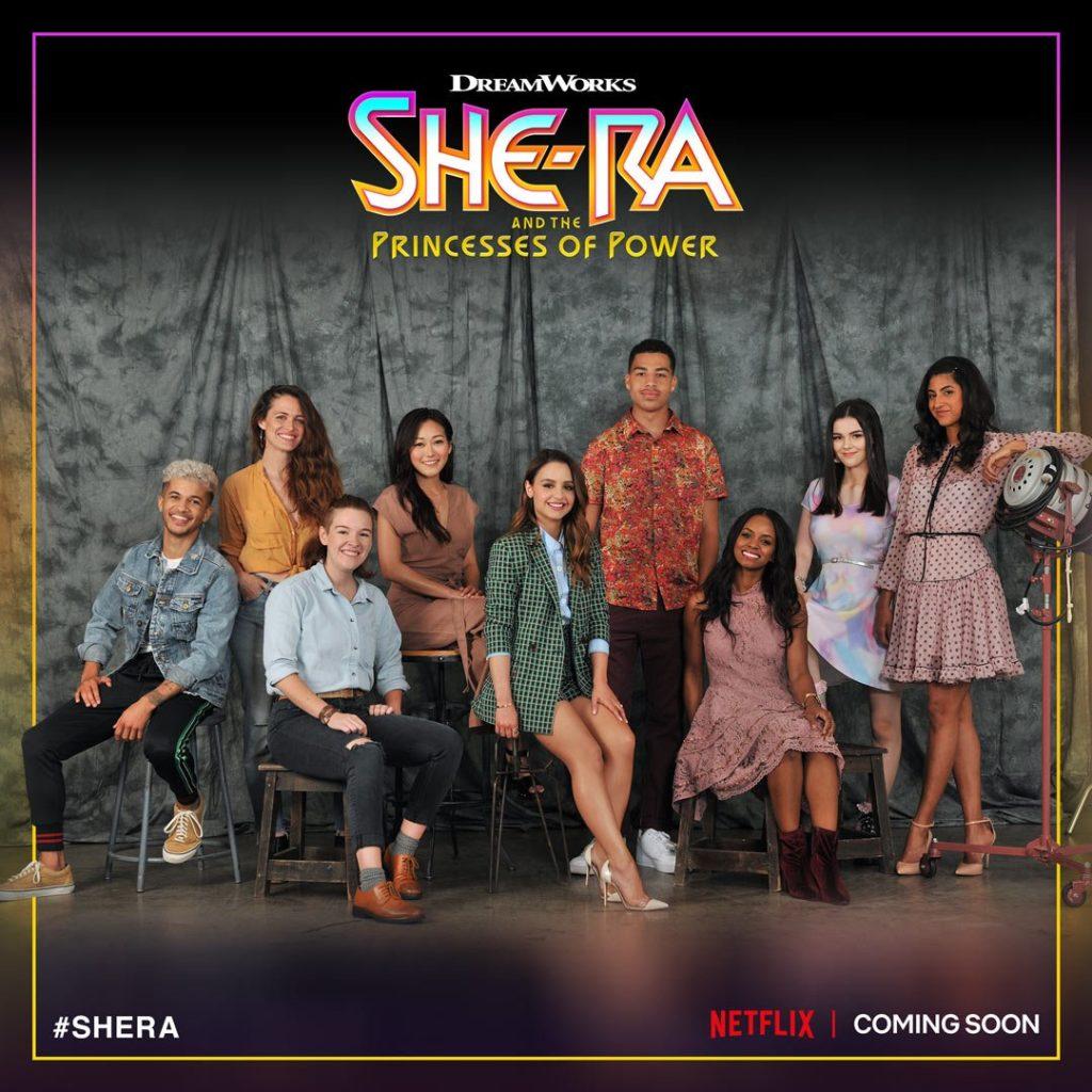 She-Ra | Netflix divulga elenco e poster da nova série animada