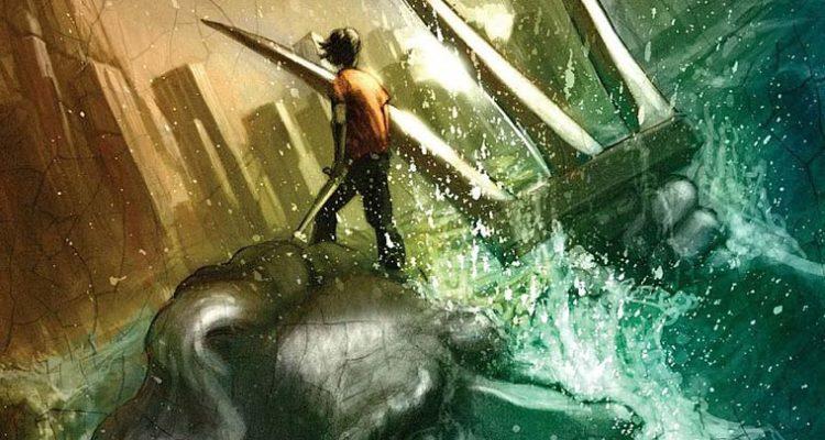 Percy Jackson e o Ladrão de Raios | Edição ilustrada tem novas imagens divulgadas