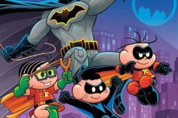 Turma da Mônica | Panini divulga a capa do crossover com a Liga da Justiça