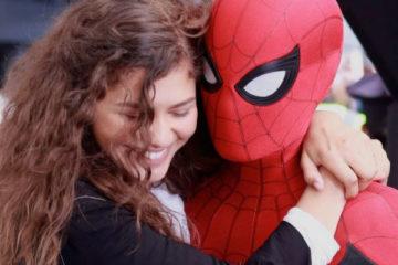 Homem-Aranha: Longe de Casa | Fotos do set mostram o novo uniforme do herói