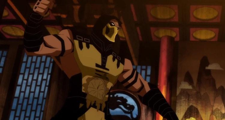 Scorpion - Mortal Kombat Legends: Scorpion's Revenge